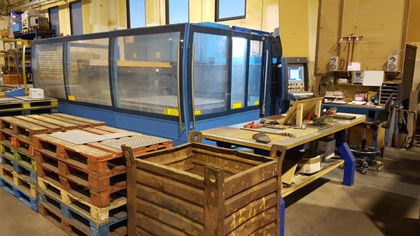 ADM LAser Bruino - Torino - Taglio Laser carpenteria metallica e portoncini blindati